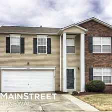 Rental info for 9423 Bayview Parkway in the Charlotte area
