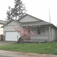 Rental info for Gorgeous 3 Bed 2 Bath Rambler in Spanaway!