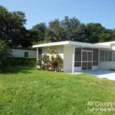 Rental info for 7612 Waring Ave in the Orlando area