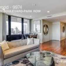 Rental info for 4497 S Harwood in the Dallas area