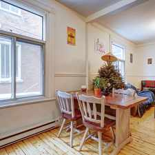 Rental info for 3656 Avenue Coloniale in the Laval area