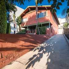 Rental info for 1644 Echo Park Avenue #1/2 in the Los Angeles area