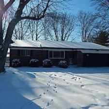 Rental info for House In Prime Location. 2 Car Garage! in the Indianapolis area