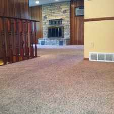 Rental info for This Duplex Features Two Bedrooms Up With One B... in the Cedar Falls area