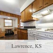 Rental info for 3 Spacious BR In Lawrence in the Lawrence area