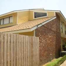 Rental info for Three Bedroom Townhouse Available For Lease. in the Baton Rouge area