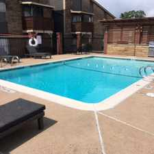 Rental info for Oakwood Apartments in the Fort Worth area