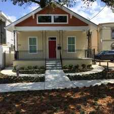 Rental info for Brand New Renovation. Pet OK! in the New Orleans area