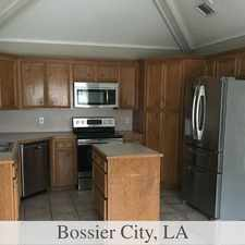 Rental info for Lafayette Park Stockwell Area in the Bossier City area