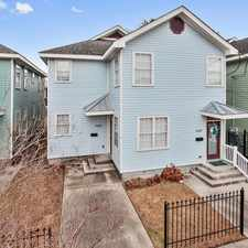 Rental info for This Apartment Is A Must See. Parking Available! in the Bayou St. John area