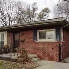 Rental info for Clean And Spacious 3 Bedroom Brick Ranch. in the Warren area