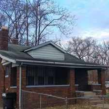 Rental info for Move Right In To This Beautiful 2 Bed 1 Bath Ho... in the Detroit area