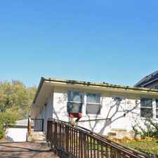 Rental info for This Charming Home Is A Must-see. Pet OK! in the Minneapolis area