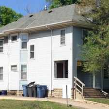Rental info for 4 Bedroom Near U Of M For Fall 2016 in the University area