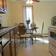 Rental info for Two-Bedroom With AMAZING At Pointe