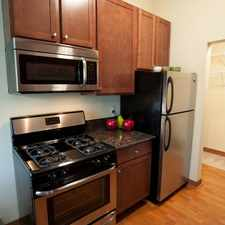 Rental info for Apartment For Rent In BROOKLYN CENTER. in the Crystal area