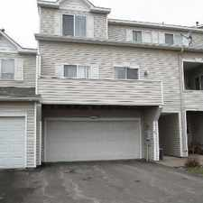 Rental info for Paul - This Great Town Home Has Two Bedrooms An...