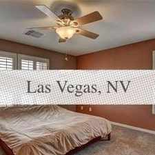 Rental info for 3 Bedrooms House In Las Vegas in the Enterprise area