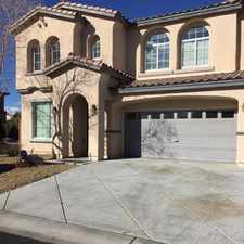 Rental info for This Is A Gorgeous 4 Bedroom 3 Bath 3 Car Garag... in the Enterprise area