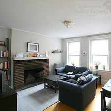 Rental info for Craigie St & Concord Ave in the Somerville area