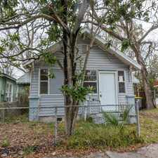 Rental info for 1549 W 23rd St in the Jacksonville area