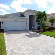 Rental info for 7783 Martino CIR Naples Three BR, ALL MOST NEW HOME IN FIRANO.