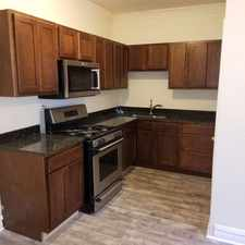Rental info for 7110-7118 S East End Ave in the Chicago area
