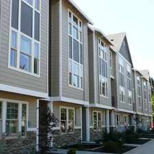 Rental info for Beautiful, Bright, 3 BD Gresham Condo on Springwater Trail with no application fee! in the Gresham area