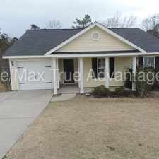 Rental info for Columbia County Fort Gordon Rental in the Augusta-Richmond County area