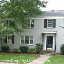 Rental info for 319-C Wakefield Drive in the Charlotte area