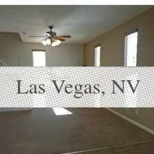Rental info for House For Rent In Las Vegas. in the Henderson area