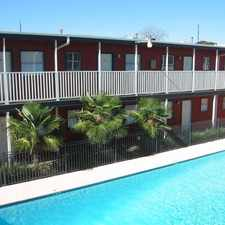 Rental info for 2401 MANOR ROAD in the 78722 area