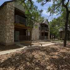Rental info for 16585 BLANCO RD. in the San Antonio area