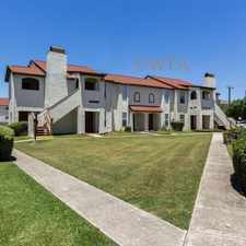 Rental info for 7999 POTRANCO RD. in the San Antonio area