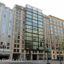 Rental info for 1133 14th Street NW #201 in the Washington D.C. area