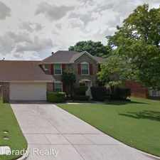 Rental info for 4150 Harvestwood Drive in the Colleyville area