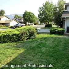 Rental info for 1338-B Golden Park Dr. in the Grants Pass area