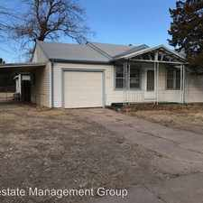 Rental info for 4910 W Maple
