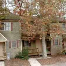 Rental info for 1100-B Athens Drive in the Raleigh area