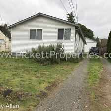 Rental info for 2635 Perry Ave. in the Bremerton area