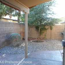 Rental info for 11008 N 59th Ln in the Phoenix area