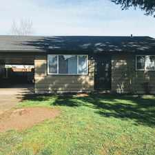 Rental info for 1186 M St.