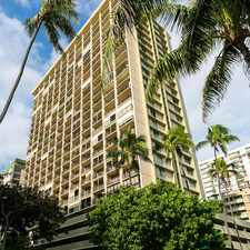 Rental info for 2345 Ala Wai Blvd #2415 (Fairway Villa)