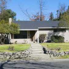 Rental info for Tricon American Homes in the Sacramento area