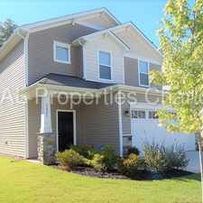 Rental info for Beautiful 4/3 Home!! in the Charlotte area