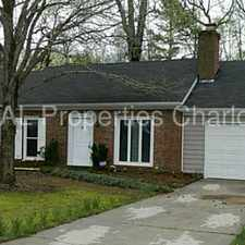Rental info for Charming 3 Bedroom Home!! in the Charlotte area