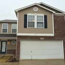Rental info for 6816 Everbloom Lane in the Indianapolis area