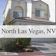 Rental info for Townhouse For Rent In North Las Vegas. in the Las Vegas area