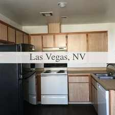 Rental info for Remodeled Unit Located In The Northeast Area in the North Las Vegas area