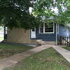 Rental info for 4357-4359 7th St NE in the Minneapolis area